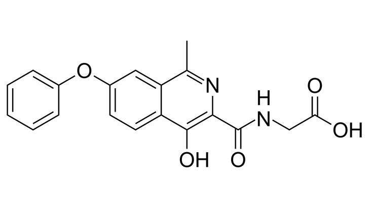 FG-4592 (Roxadustat). Oral EPO, or Altitude Pill