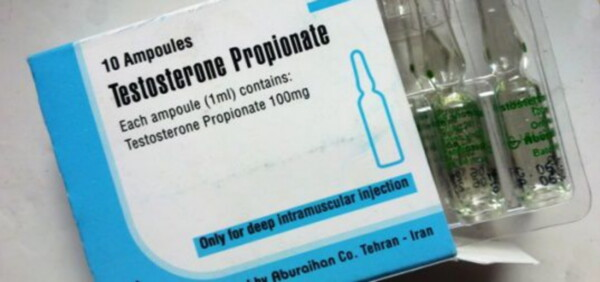 properties of testosterone propionate